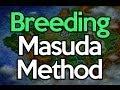 How to Breed Shiny Pokemon Using the Masuda Method