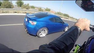 Subaru Brz'ye Maxwrist Selamı :) // İzmire Hızlı Giriş ve İzmirin Yanlamalık Yolları