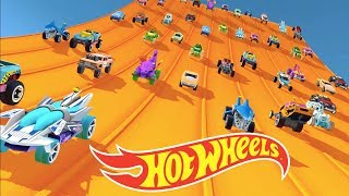 Hot Wheels: Race Off - Daily Race Off Random Levels Supercharged #7 | Android Gameplay| Droidnation
