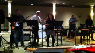 Take Five - Paul Desmond, Dave Brubeck - Half & Half ukulele jazz band, Einstein Alley 3/20/15