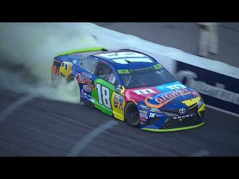 Race recap: Kyle Busch grabs New Hampshire win, Round of 12 spot