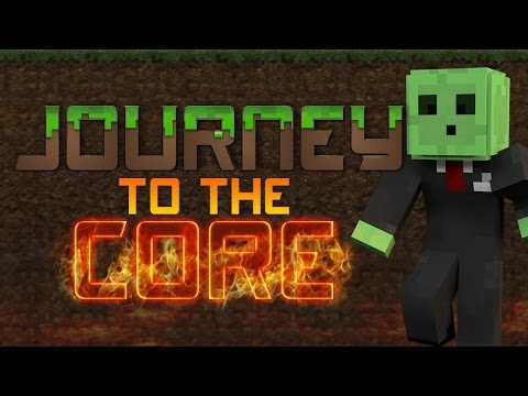 Live - Minecraft Journey to The Core EP13