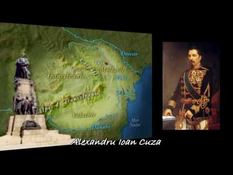 Romania History - in German with English subtitles (documentary) HD