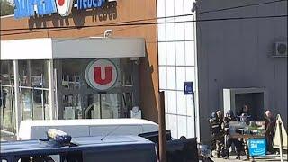 Retour en IMAGES sur les attaques terroristes dans l'Aude revendiquées par l'EI