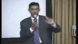 Re: Dinesh D'souza Stumped by atheist question. (Satire)