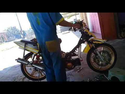 Setting fiz r road race...jhon pongah