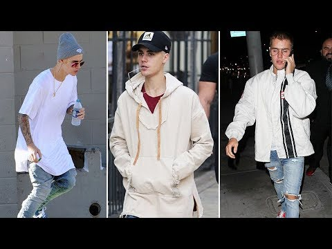 Justin Bieber - Fashion, Style, Clothing