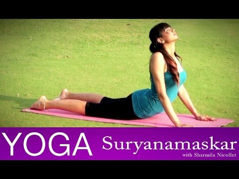 how to do surya namaskar stepstep at home in hindi
