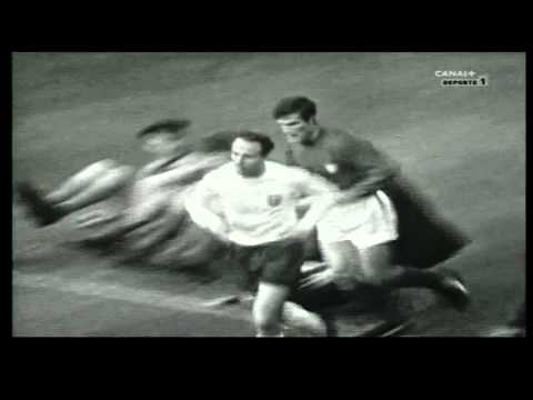 José Carlos (Sporting) no Portugal - 1 x Inglaterra - 2 do Mundial 1966 1/2 Final