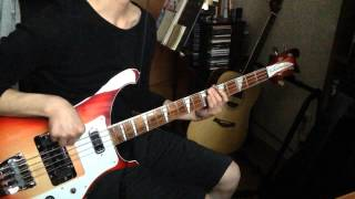 Muse- Sing for Absolution (Bass Cover)