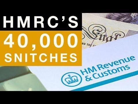 HMRC's 40,000 Snitches...  OPW Episode 49