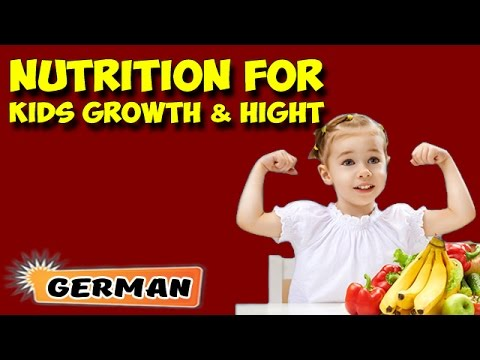 Nutritional Management For Kids Growth & Height | About Yoga in German