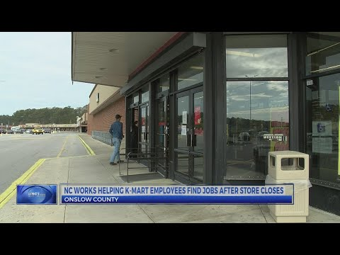 N.C. Works helps find jobs for displaced K-Mart workers