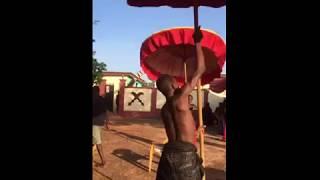 2016 Ghana Tour - Kumasi Funeral