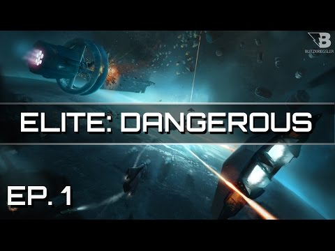 Smuggling Black Boxes! - Ep. 1 - Elite: Dangerous - Let's Play - Release