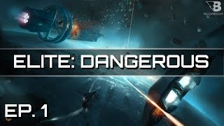 Smuggling Black Boxes! - Ep. 1 - Elite: Dangerous - Let