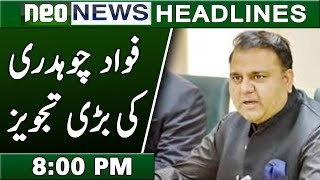 Neo News Headlines | 8:00 PM | 13 December 2018