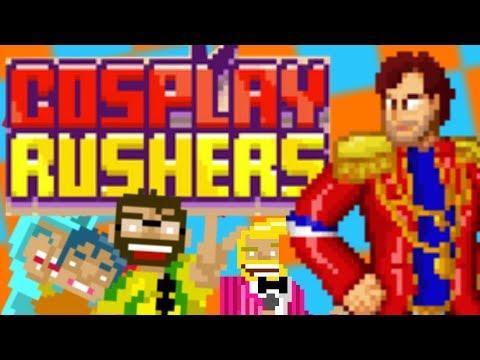 LE LENNON DANS UN JEU VIDÉO !!! -Cosplay Rushers- CAPITALIIISME !!! avec Bob & Jehal