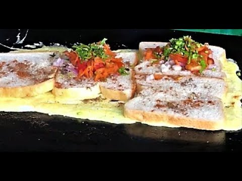Courtallam Bread Omelette