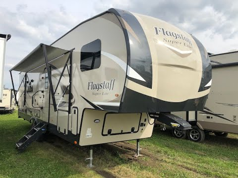 2020 Flagstaff SuperLite 529BH 2 bedroom 5th Wheel @ Camp-Out RV in Stratford