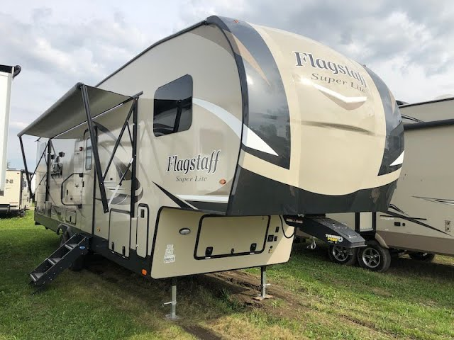 2020 Flagstaff Superlite 529bh 2 Bedroom 5th Wheel Camp Out Rv In Stratford Youtube