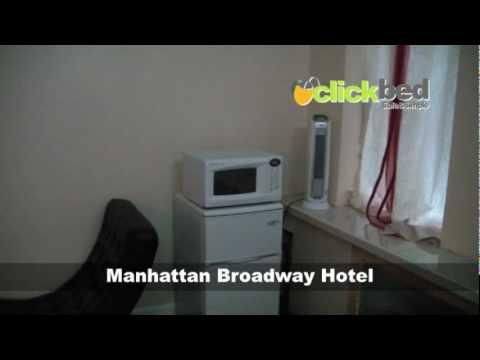 Clickbed.com - Manhattan Broadway Hotel - New York