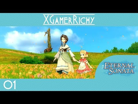 Eternal Sonata Playthrough [Part 1: Jewel of the Heart]