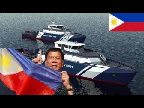 Philippine-Two new offshore vessels of BFAR to begin patrolling in WPS and Philippine Rise