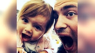 3-year-old-that-refuses-to-sleep-in-her-own-room-gets-the-perfect-gift-from-dad-to-help-her-along