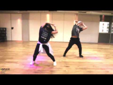 Sofia Karlberg -Crazy in love- Lyrical Hip-hop class by Fanny R- inPulse complex