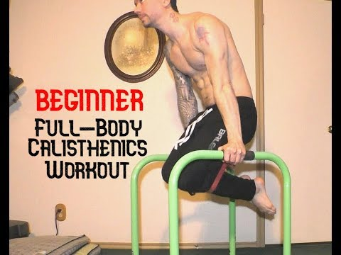 Beginner Full-Body Calisthenics Workout