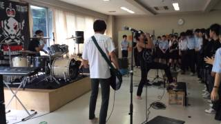 forestrain   『Six Feet Under』(coldrain)    join F 学館 2015.9.21