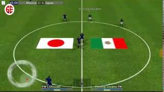 Maxico Vs Japan final football match|The Football Games Today