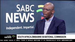 Reaction to SA-Zimbabwe Bi-National Commission: David Monyae