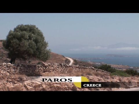 PAROS, One of the Greek Cyclades island group