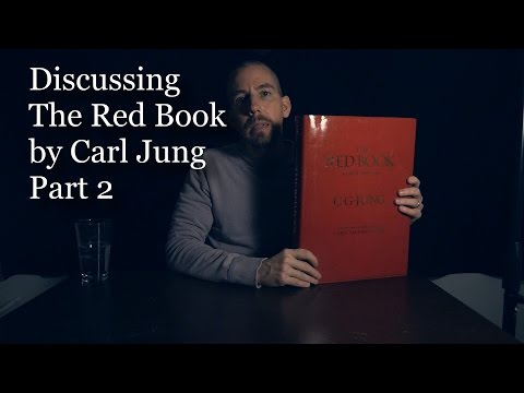 Discussing The Red Book by Carl Jung Part 2 (A Layman's Exploration & Analysis)  [ ASMR ]