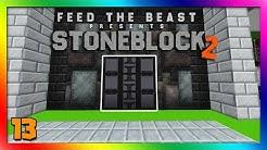 Stoneblock 2 Modpack - Compact Machines!!! Episode 22 [Modded