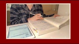 (재업)🎄⛄STUDYLOGMAS2 새 잠옷, 새로 꾸민 책상에서 같이 공부해요 (study with me, study asmr, rain sound) | 수린 suzlnne