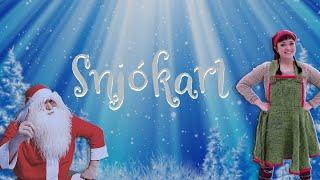 Gambar cover 12. Desember 2019 - Snjókarl - Jóladagatal Hurðaskellis og Skjóðu