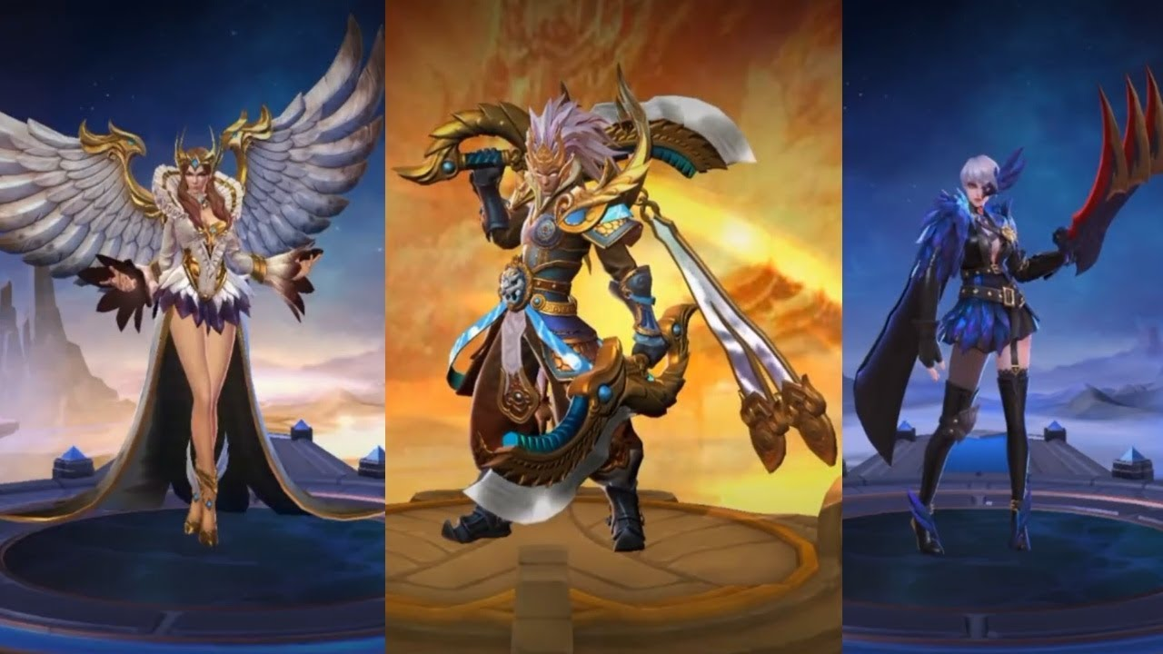 Upcoming skin for Martis [ God of war ], Alice [ Divine owl