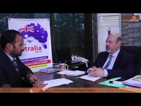 Study in Australia guide for Pakistani students