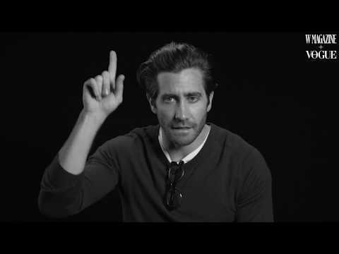 Jake Gyllenhaal | Screentests | VANITY FAIR