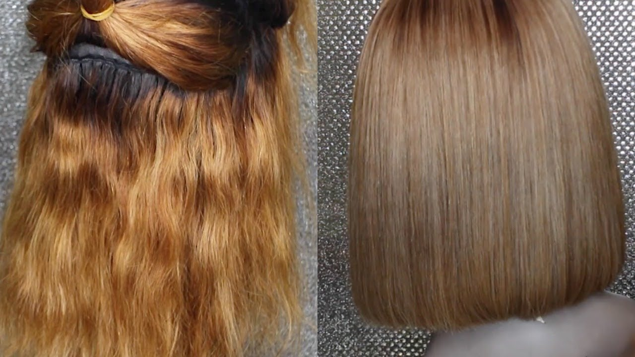 blonde hair color ash light brown over orange diy how to fix brassy orange hair to ash blonde