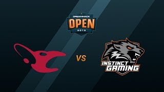 Mousesports vs Instinct Gaming - Inferno - DreamHack Open Tours 2019