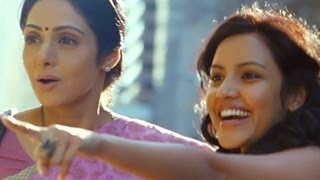 Manhattan (Video Song) - English Vinglish(Check out the exclusive full song Manhattan from Gauri Shinde's English Vinglish sung by Clinton Cerejo & Bianca Gomes featuring the gorgeous Sridevi., 2012-11-05T06:42:01.000Z)