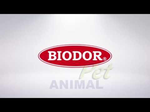 Biodor Animal - Enzymreiniger gegen organische Verunreinigungen