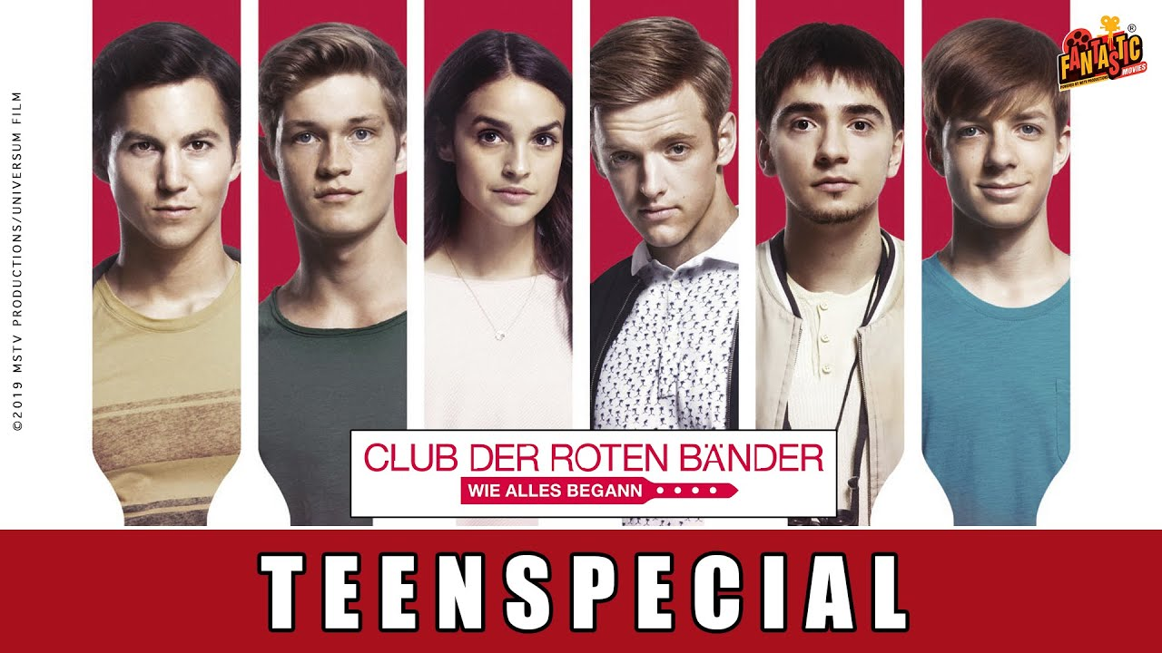 Der Club der Roten Bänder: Wie alles begann - TV-SPECIAL