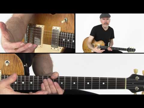 30 Sweet Blues Licks - #5 Smooth G - Jeff McErlain