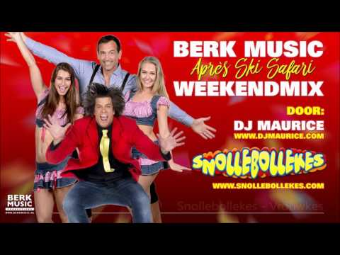 Berk Music Après Ski Safari Weekendmix