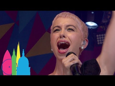 SuRie Performs Eurovision's Storm, Euphoria And Taking It Over | Pride in London 2018